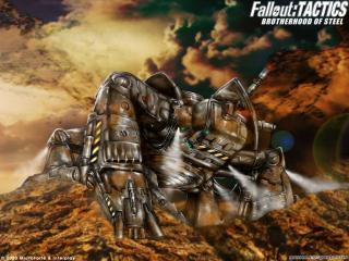 обои Fallout- Tactics Brotherhood of Steel фото