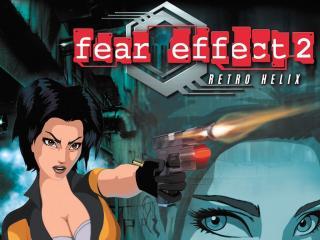 обои Fear Effect 2- Retro Helix фото