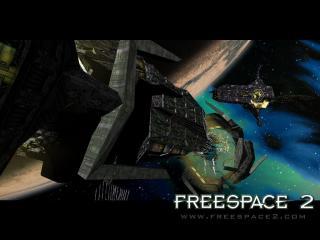 обои для рабочего стола: Freespace 2