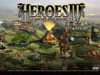 обои Heroes of Might and Magic 4 фото