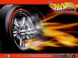 обои Hot Wheels- Turbo Racing фото