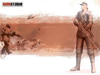 обои Iron Storm фото