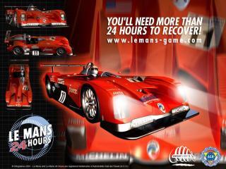 обои Le Mans 24 Hours фото