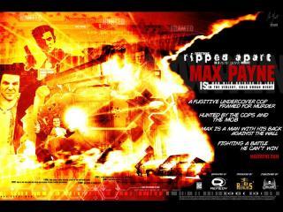 обои Max Payne фото