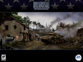 обои Medal of Honor- Allied Assault фото
