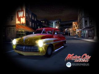 обои Motor City Online фото