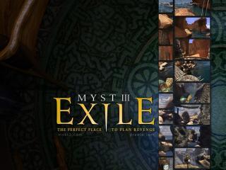 обои Myst 3- Exile фото