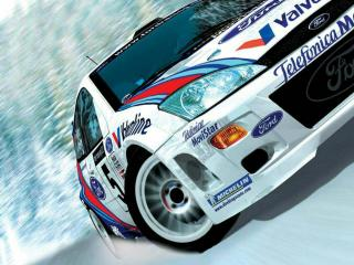 обои Ford Focus Race фото
