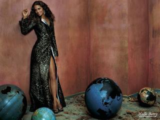 обои Halle Berry фото