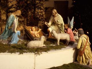 обои Рождество Христово фото