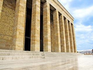 обои Древние колонны в Греции фото