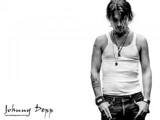 обои Johnny Depp фото