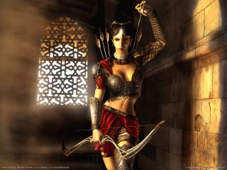 обои Prince of Persia : The Two Thrones фото