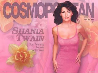 обои Music s Shania Twain фото