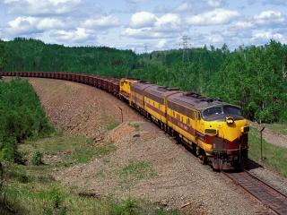 обои Erie Mining Company фото