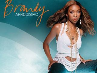 обои Brandy - Afrodisiac фото