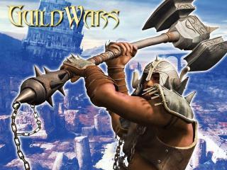обои Guild Wars фото