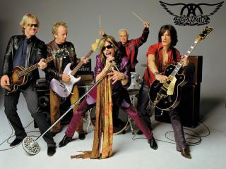 обои Группа Aerosmith фото