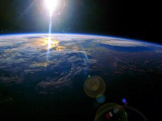 обои Земля в будуещем фото