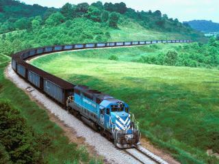 обои Railroad фото