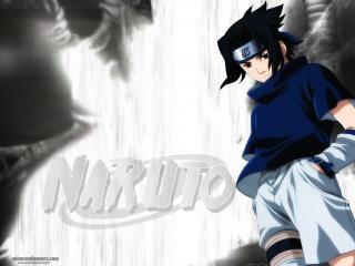 обои Саске из сериала Naruto фото