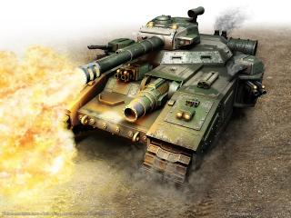обои Warhammer 40000: Dawn of War фото