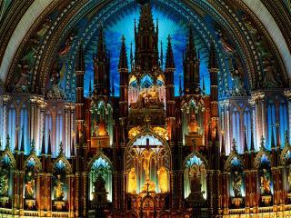 обои Огромная церковь фото