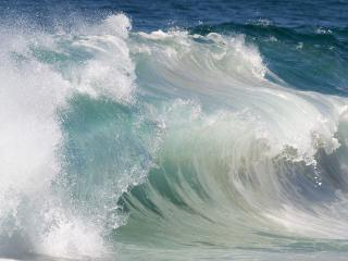 обои Океанская волна фото