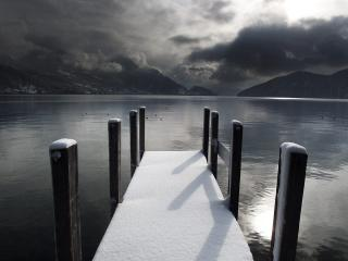 обои Озеро Люцерн фото