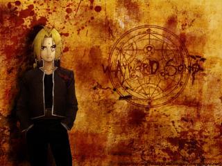 обои Fullmetal alchemist wavson фото