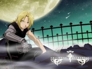обои Fullmetal alchemist zvezdi фото