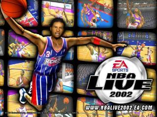 обои NBA Live 2002 фото