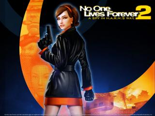 обои No One Lives Forever 2 A Spy in H.A.R.M. s Way фото