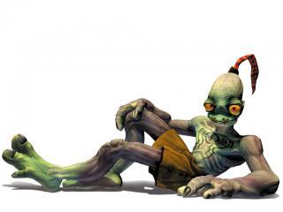 обои для рабочего стола: Oddworld- Munch s Oddysee