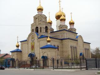 обои Городская церковь фото