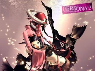 обои Persona 2- Eternal Punishment фото