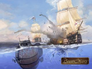 обои Privateer s Bounty- Age of Sail 2 фото