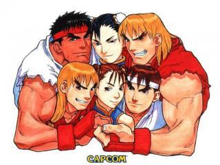 обои Street Fighter EX 3 фото
