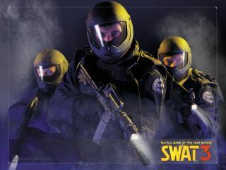 обои SWAT 3 фото