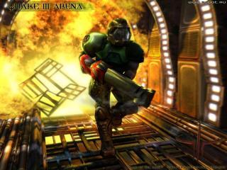 обои Quake 3 Arena фото