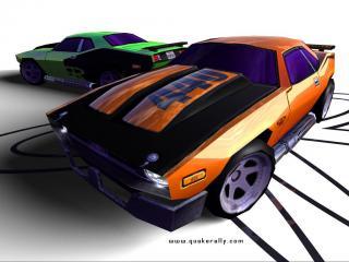 обои Quake 3 Rally фото