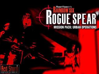 обои Rainbow Six- Rogue Spear фото