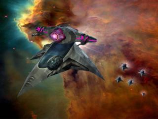обои Rim- Battle Planets фото
