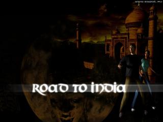 обои Road to India фото