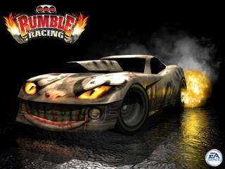 обои Rumble Racing фото