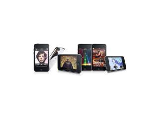 обои для рабочего стола: Apple ipod black