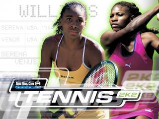 обои Tennis 2K2 фото