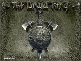 обои The Druid King фото