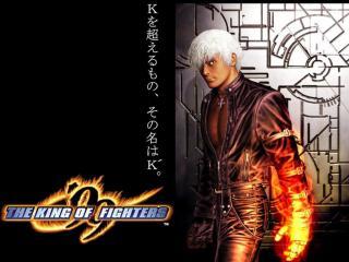 обои The King Of Fighters 99 фото