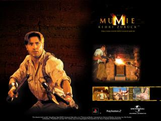 обои The Mummy Returns фото